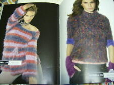 PEP Fall/Winter Knitting Booklet Lana Grossa 16 Styles All Shown