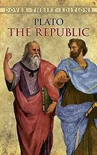 The Republic (Dover Thrift Editions) by Plato, (Paperback), Dover Publications ,