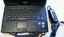 Panasonic Toughbook CF-53 i5 2.6GHz 8GB 256 SSD camera backlit  NEW CONDITON!!