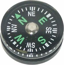 NEW BUTTON COMPASS Bushcraft Camping h