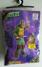 Teenage Mutant Ninja Turtles RAPHAEL Halloween Costume LARGE (8-10 YEARS) #33616
