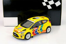 Ford Fiesta RS WRC #15 Rallye Gales 2011 solberg, minor 1:18 Minichamps