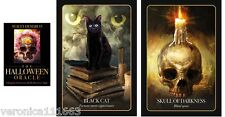 Halloween Oracle NEW Sealed 36 Cards 80 pg book Celtic Lore S. Demarco J.Manton