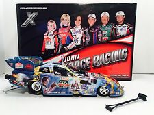 JOHN FORCE 2012 COMIC BOOK CAR NHRA FUNNY CAR 1/24 SCALE FREE SHIPPING