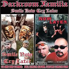 DarkRoom Familia - Smile Now Cry Later [New CD] Explicit, With DVD