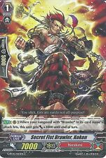 CARDFIGHT VANGUARD CARD: SECRET FIST BRAWLER, KOKON G-BT05/063EN C