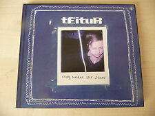CD TEITUR - STAY UNDER THE STARS - EQUATOR MUSIC 2006