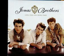 Jonas Brothers / Lines, Vines And Trying Times