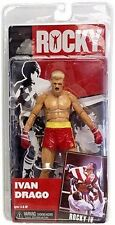 Neca Rocky IV 4 figure Ivan Drago red shorts Bloody post fight battle damage new