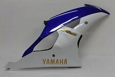 Yamaha YZF R6 RJ15 Verkleidung Seitenverkleidung rechts Fairing Bj12