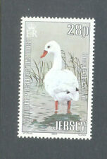 Jersey-Swan mnh single - Birds
