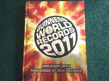 GUINNESS WORLD RECORDS RECORD 2011 BOOK