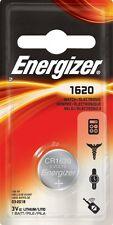 Lot de 2 Piles bouton Energizer  CR1620 3V au lithium
