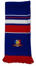 France Rugby Embroidered Scarf