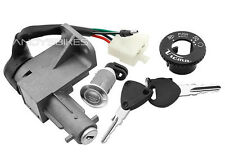 Ignition Switch Seat Mechanism Lock Set Kit Keys for Kymco Vitality Yup 50 50cc