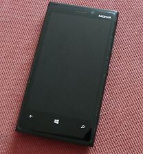 Nokia Lumia 920 32GB 8MP 4G LTE Smartphone Black with case and charger