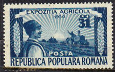 Romania 1951 - SG2101 Peasant and Tractor mint - see scan