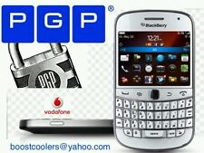 Blackberry 9900  PGP Off The Record  More Secure  Then Phantom Secure  6 Month