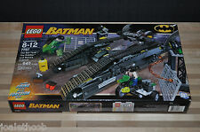 LEGO BATMAN 7787 BAT TANK THE RIDDLER & BANE 'S HIDEOUT NEW SEALED BOX