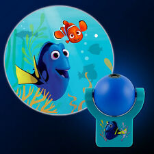 Disney Pixar Finding Dory LED projectables Plugin Night Light -  Nemo & Dory