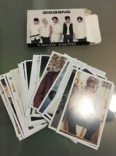 BigBang 30 Lomo Cards Post Cards Wallet Sizes KPOP Photo Card Album GD TOP K-POP