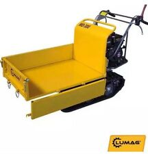 Lumag MD300 Mini Dumper Tracked Barrow German Quality Great Price