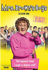 Mrs. Browns Boys: Season 1 (DVD, 2015, 2-Disc Set, Canadian)new