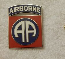 COMBAT SERVICE ID.BADGE, 82ND AIRBORNE DIVISION