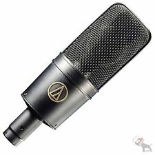 Audio Technica AT4033CL 4033 CL Studio Vocal Recording Mic Microphone AT4033/CL