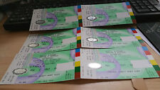 Daniel O'Donnel unused concert ticket  Stalls C 43-48 2004