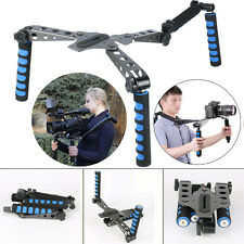 DSLR Camera Filmmaking System Rig Shoulder Mount Stabilizer for Canon Nikon Sony