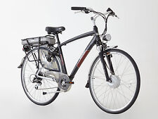 GREENWAY Electric City bike 700C,Samsung cell Li-ion battery,8FUN front motor.