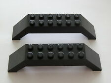 Lego 30180# 2x Schrägstein 10x2x2 schwarz 6478 6330