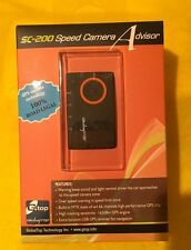 SC-200 SPEED CAMERA ADVISOR BY G-TOP