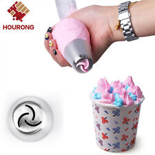 Russian Flower Icing Piping Tips Nozzle Cake Cupcake Decorating Pastry Bake Tool
