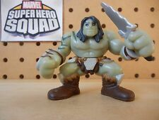Marvel Super Hero Squad VERY RARE SKAAR Son of Hulk from Wave 3