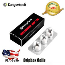 Drip box Authentic by Kanger Tech! 0.2 ohm Replacement Drip Coils 3 Pack