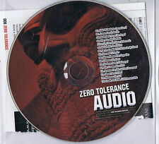 HAIL OF BULLETS / CAVUS / BULLETBELT + Zero Tolerance CD ZTAUDIO034