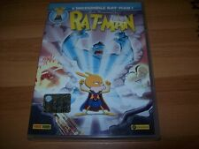DVD L'INCREDIBILE RAT-MAN-LEO ORTOLANI-PANINI VIDEO 2007 NUOVO SIGILLATO!!