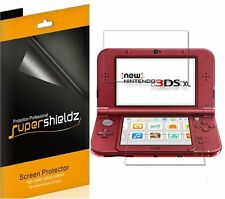 3X Anti Glare (Matte) Screen Protector Shield For Nintendo 3DS XL (2015 Version)