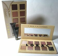 LORAC UNZIPPED EYE SHADOW PALETTE WITH EYE PRIMER NEW IN BOX FREE SHIPPING