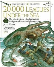 DK Classics: 20,000 Leagues Under the Sea-ExLibrary