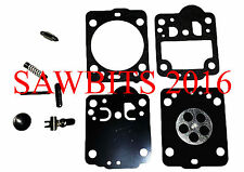 HUSQVARNA 235 236 240 435 JONSERED CS2234 CS 2238 ZAMA KIT PARA EL CARBURADOR