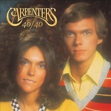 Carpenters - 40/40 (CD) 2 Disc 40 Classic Tracks Factory Sealed Brand New!