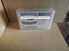 NEW Exabyte 8MM Premium 18C Cleaning Tape Cartridge 309258 Factory Sealed