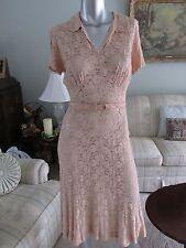 Vintage 1930's Lace Dress