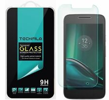 TechFilm® Tempered Glass Screen Protector For Moto G Play Droid / Moto G4 Play