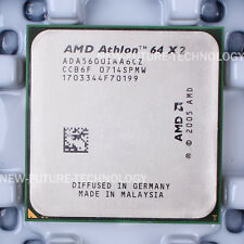 AMD Athlon 64 X2 5600+ (ADA5600IAA6CZ) CPU 1000 MHz 2.8 GHz Socket AM2 100% Work