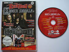ROCK GUERILLA TV DVD VOL. 21 _ BOLT THROWER _ Cannibal Corpse _ Kreator _ Slash