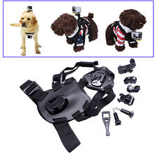 HOLACA Dog Harness Chest Mount Accessories Kit for GoPro HERO & Sony Action Cam